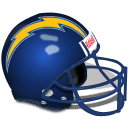 Chargers Sticker