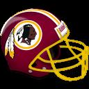 Redskins Sticker