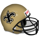 Saints Sticker