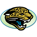 Jaguars Sticker