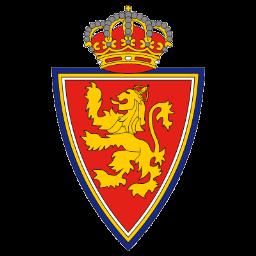 Real Zaragoza Sticker
