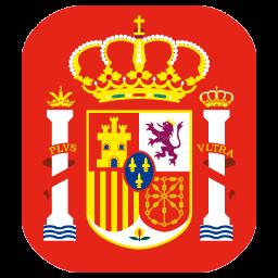 Spain 2 Sticker
