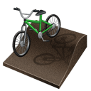Cycling Bmx Sticker