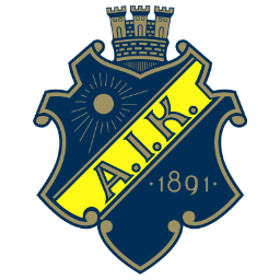 Aik Stockholm Sticker