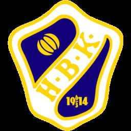 Halmstads Bk Sticker
