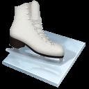 Figure Skating Sticker