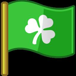 Flag St Patrick Id 6277 Stickees Com