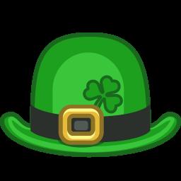 Hat Bowlhat Sticker