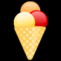 Icecream Sticker