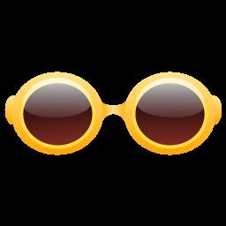 Sun Glasses Sticker