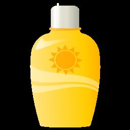 Sun Protection Sticker