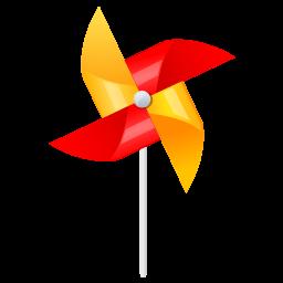 Wind Mill Sticker