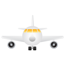 Aeroplane Sticker