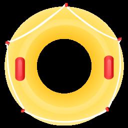 Life Buoy Sticker