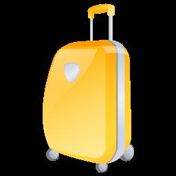 Suitcase Sticker