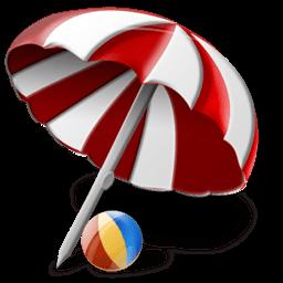 Parasol Sticker