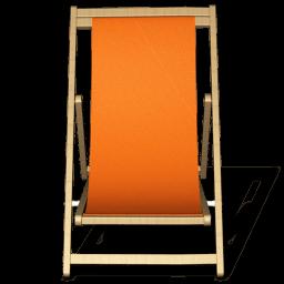 Orange 02 Sticker