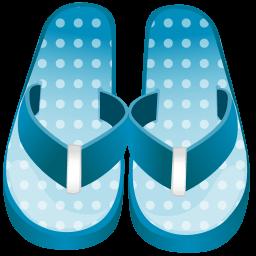 Flip Flop Sticker