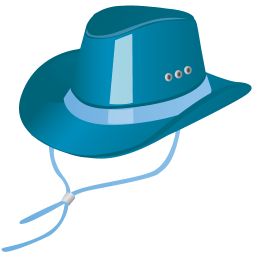 Hat Sticker