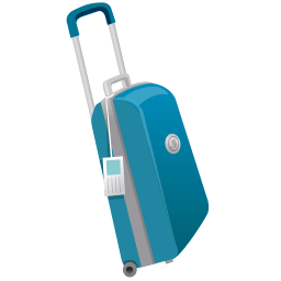 Suitcase Sticker