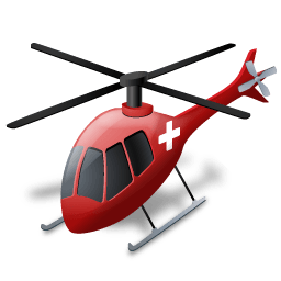 Airambulance Sticker