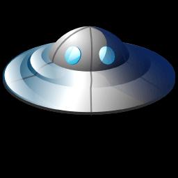 Ufo Sticker