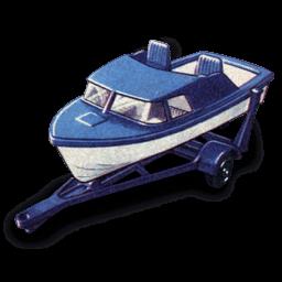 Boat And Trailer Sticker