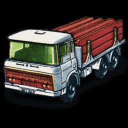 Daf Girder Truck Sticker