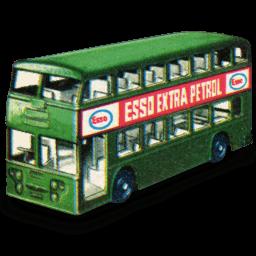 Daimler Bus Sticker