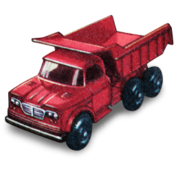 Dumper Truck Sticker