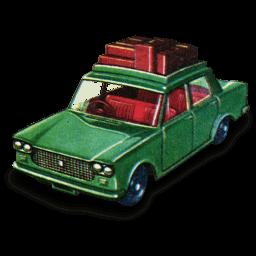 Fiat 1500 Sticker