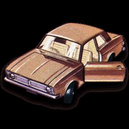 Ford Cortina Gt Sticker