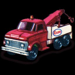 Ford Heavy Wreck Truck Sticker