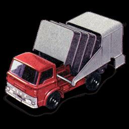 Ford Refuse Truck Sticker