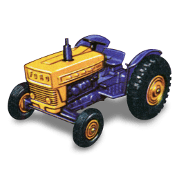 Ford Tractor Sticker