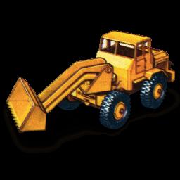 Hatra Tractor Shovel Sticker