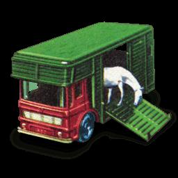 Horse Box Sticker