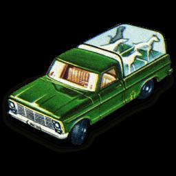 Kennel Truck Sticker