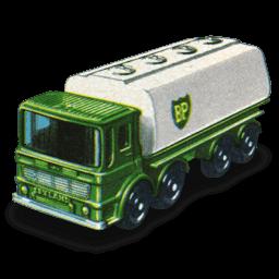 Leyland Petrol Tanker Sticker