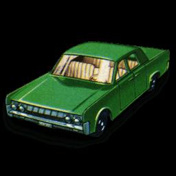 Lincoln Continental Sticker