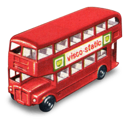 London Bus Sticker