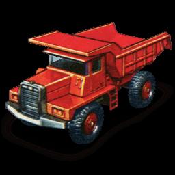Mack Dump Truck Sticker