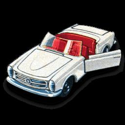 Mercedes 230 Sl Sticker