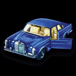 Mercedes 300 Se Sticker