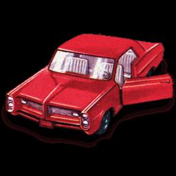 Pontiac Grand Prix Sticker
