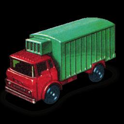 Refrigeration Truck Sticker