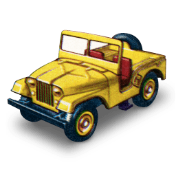 Standard Jeep Sticker