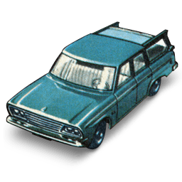 Studebaker Station Wagon Sticker