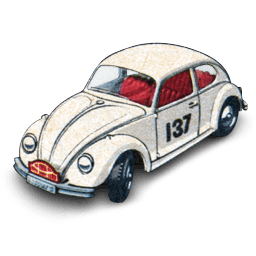 Volkswagen 1500 Sticker