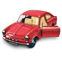 Volkswagen 1600 Tl Sticker
